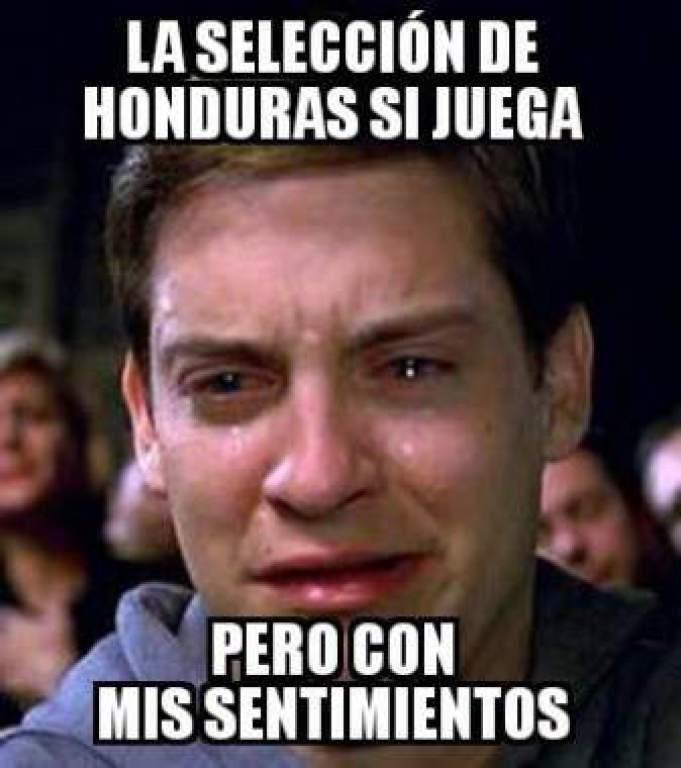 ¡Pobre Honduras! Hasta los memes los golearon en burlas dt.common.stream...