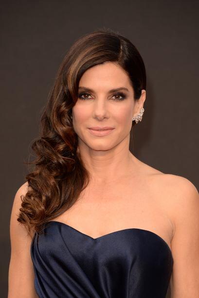 La carismática Sandra Bullock fue elegida la mujer más bella del mundo d...