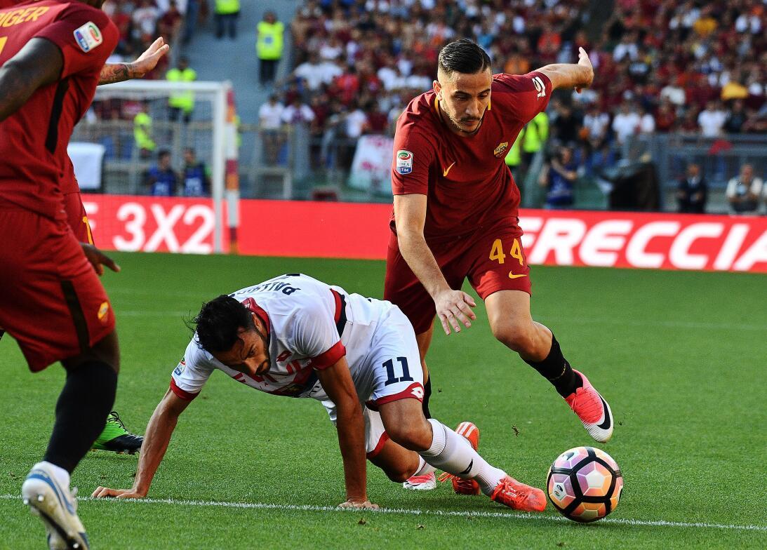 Esta es la dura competencia de Héctor Moreno en Roma GettyImages-6894000...