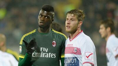 Milan empató con el Carpi