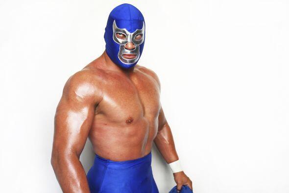Blue Demon siempre cuidó su identidad. Ni siquiera sus amigos sabían qui...