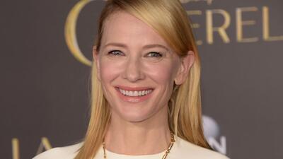 Cate Blanchett adopta una nena