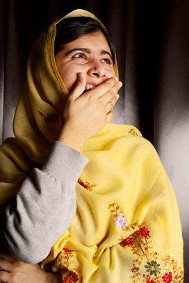Para muchos, Malala es un ejemplo a seguir, pues ha demostrado que vale...