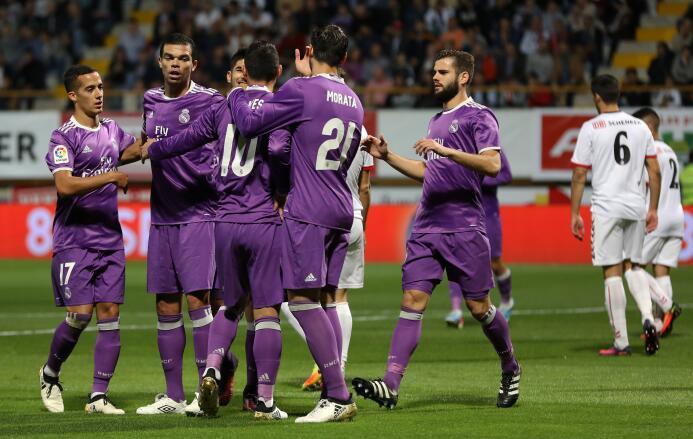 Por la Copa del Rey se dio la mayor goleada a favor de los dirigidios po...