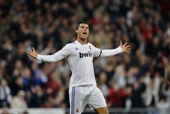 O mejor dicho, un festival de Cristiano Ronaldo.