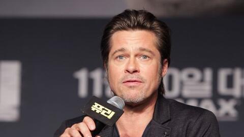 Vaya chisme el que le han sacado a Brad Pitt...