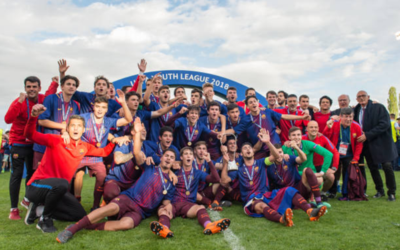 Barcelona, YouthLeague