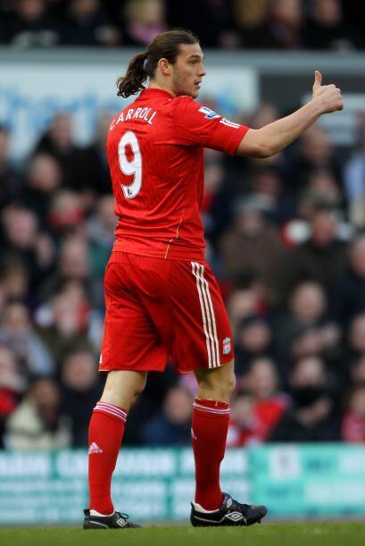 No hizo gran cosa, pero el nuevo '9' de los 'Reds' espera mejorar.