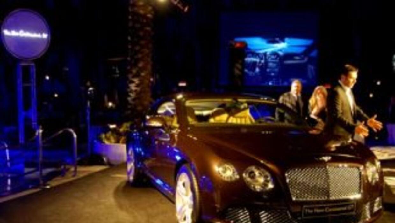 •El nuevo Bentley Continental GT acelera de a 100 km/h en 4.6 segundos.