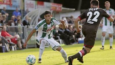 Groningen cayó ante Feyenoord sin Antuna en la cancha