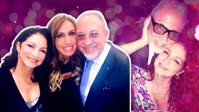 Lili Estefan celebra al amor: sus tíos Gloria y Emilio cumplen 40 años de matrimonio