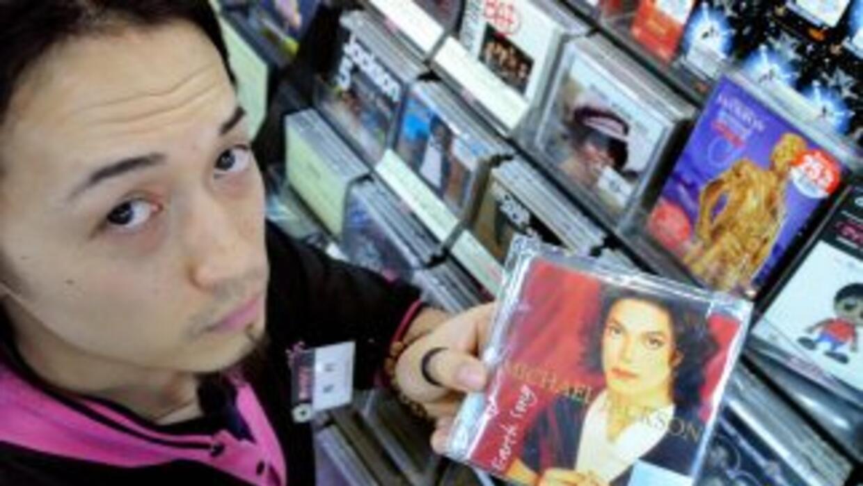 La producción de CDs repunta en Japón por primera vez en 14 años.