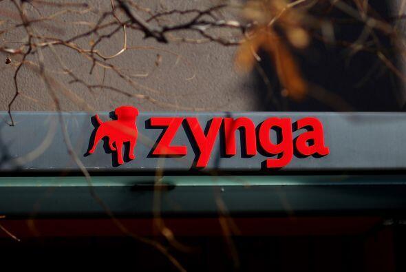 ZYNGA- La compañía de videojuegos recortó 5% de su personal de tiempo co...