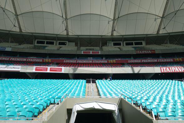 Fue inaugurado en los 50 y remodelado para el Mundial de Brasil 2014.