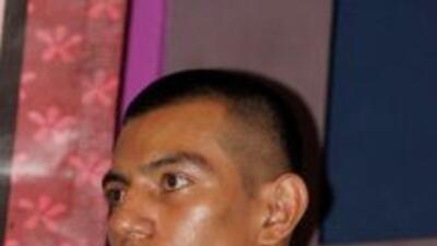 Robinson Castellanos quiere el título de Jhonny González.