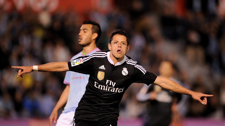 'Chicharito' es pretendido ahora por Sevilla para reforzar su ataque.