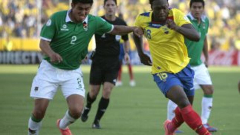 Ecuador Bolivia