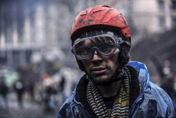 Kiev, la capital ucraniana, se ha visto convulsionada por graves hechos...