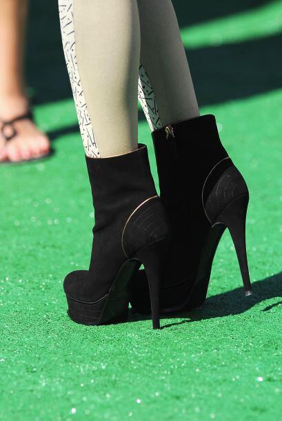 Estos botines negros son tan simples y 'chic' que cualquier mujer se atr...