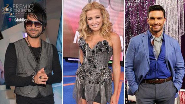 ¡Lluvia de estrellas sobre Premio Lo Nuestro! Fanny Lu, Beto Cuevas y Ju...