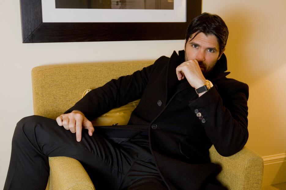 El ex galán telenovelero Eduardo Verástegui cumple 41 años