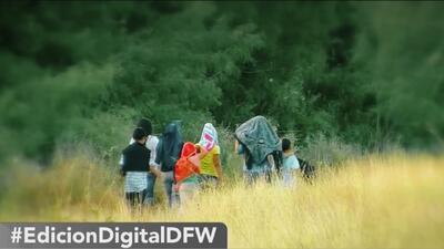Dallas podría recibir a niños separados de sus padres en la frontera