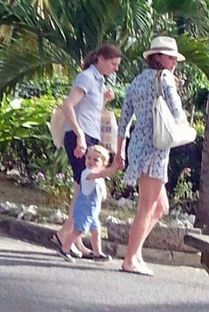 La familia real pasó unas increíbles vacaciones en las pla...