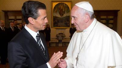 El Papa Francisco visitará México
