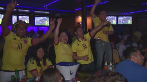 Colombianos del Metroplex celebran en grande