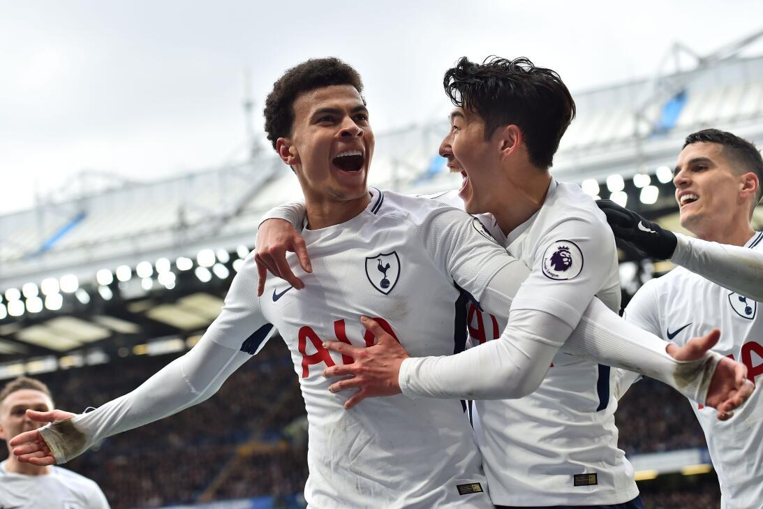 11. Tottenham Hotspur (Inglaterra) - 437 millones de dólares
