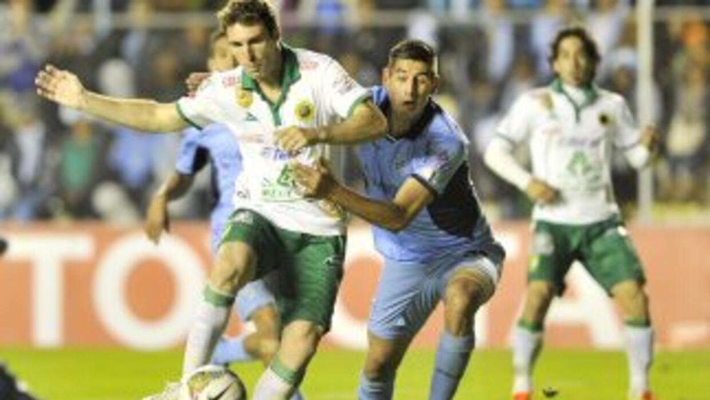 León no perdió en el marcador ante Bolivar, pero el gol de visitante los...