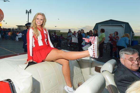 Miss Nebraska JaCee Pilkington