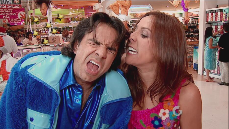 Federica Peluche Galavisión