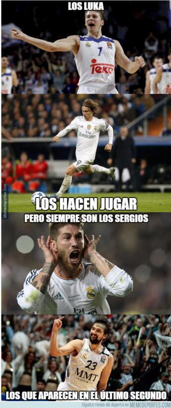 Real Madrid recuperó el liderato de La Liga y así lo vivieron los memes...