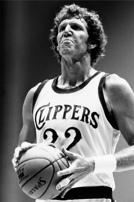 La estrella de la NBA de los años 70' y 80' Bill Walton está cumpliendo...
