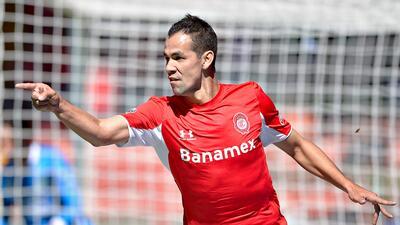 El delantero ya militó en la liga mexicana con los Diablos Rojos...