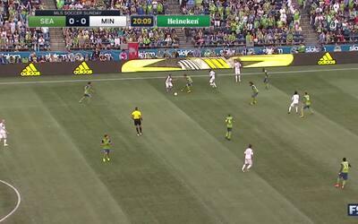 Ethan Finlay se estrena con gol con Minnesota United