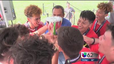 ¡Así se vivió Copa Univision Austin 2017!