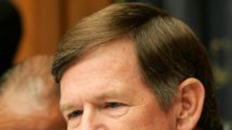 El presidente del Comité Judicial de la Cámara de Representantes, Lamar...