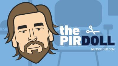 Andrea Pirlo, y el Pirdoll