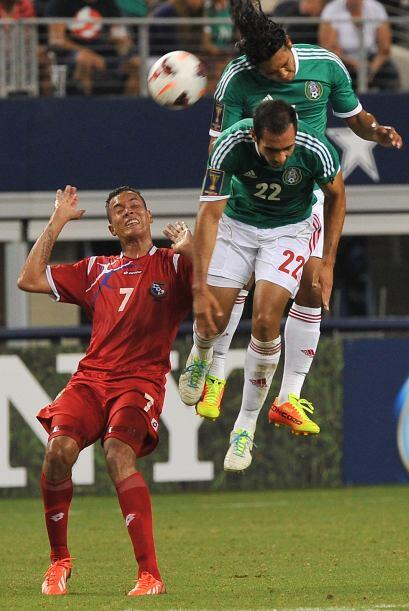 La media de contención no le funcionó al equipo mexicano en todo el torn...