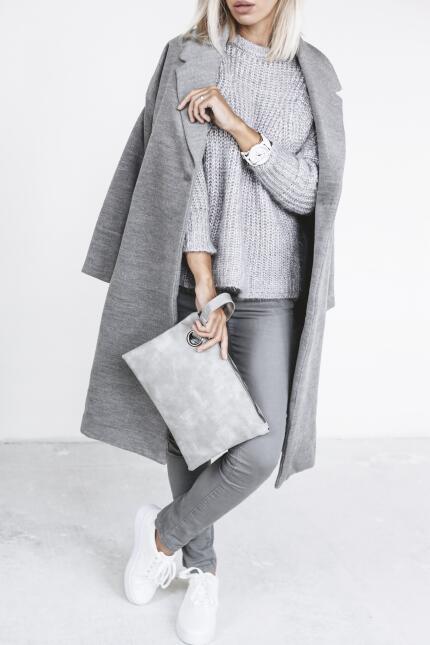Moda en gris
