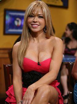 ¿Quién se puede olvidar de la colombianísima Claudia Molina?