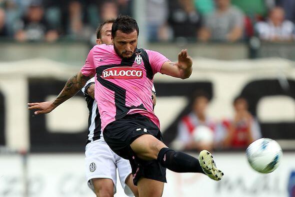 Los jugadores de la 'Vecchia Signora' querían ocupar el primer lugar.