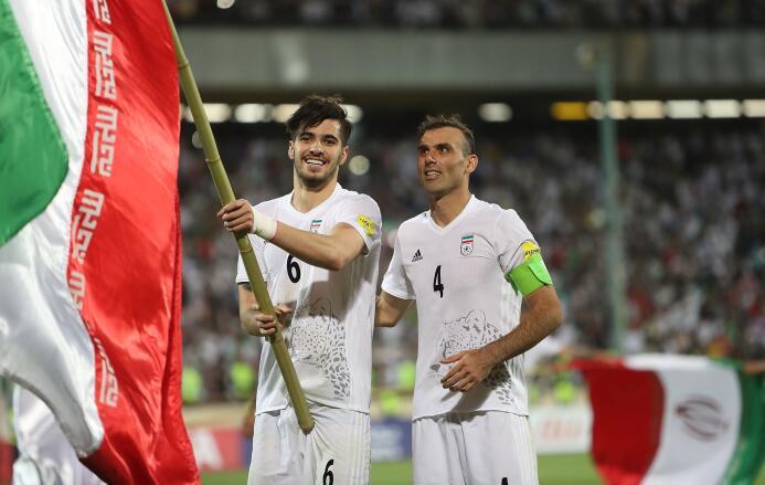 Irán: su capitán Jalal Hosseini y el entrenador Carlos Queiroz votaron p...
