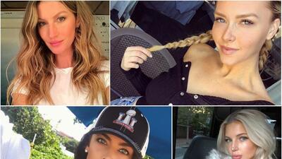 ¡Hermosas! Las reinas de las estrellas del Super Bowl LII