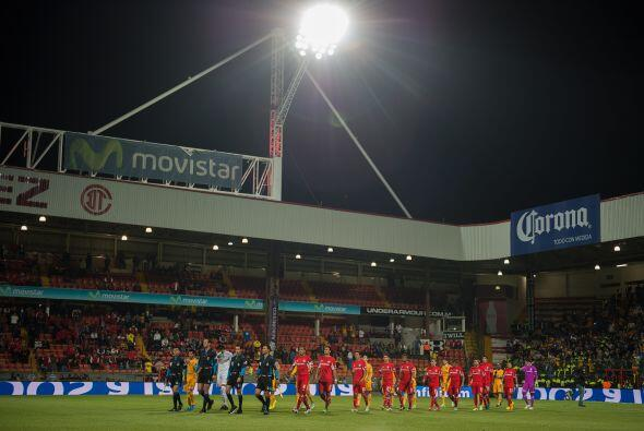 Tigres juega de local en uno de los estadios más ruidosos y que más apoy...