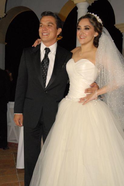 Este sábado 15 de noviembre, Sherlyn y Gerardo Islas contrajeron matrimo...