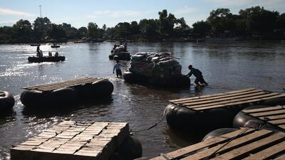 La ruta incierta: el viaje de centroamericanos a EEUU (FOTOS)