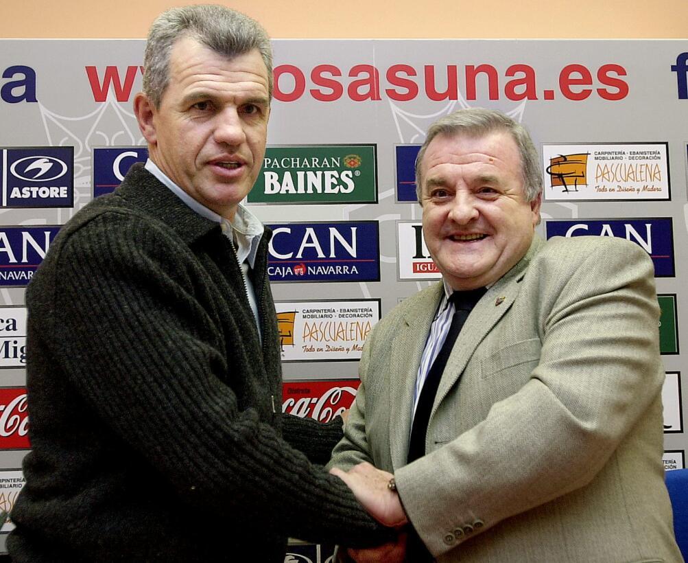Osasuna: El club que Javier Aguirre levantó y que no logró sostenerse si...